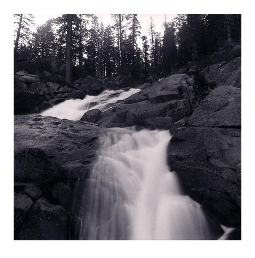 Yosemite Waterfall - limited edition photo by Matthew Joseph Peak